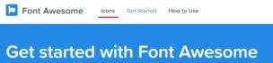 как вставить иконку на сайт html